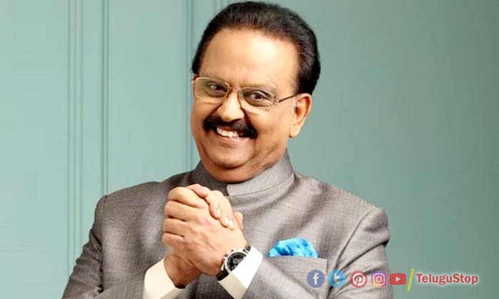 TeluguStop.com - Legendary Singer SP.Balasubrahmanyam Is No More-Latest News English-Telugu Tollywood Photo Image
