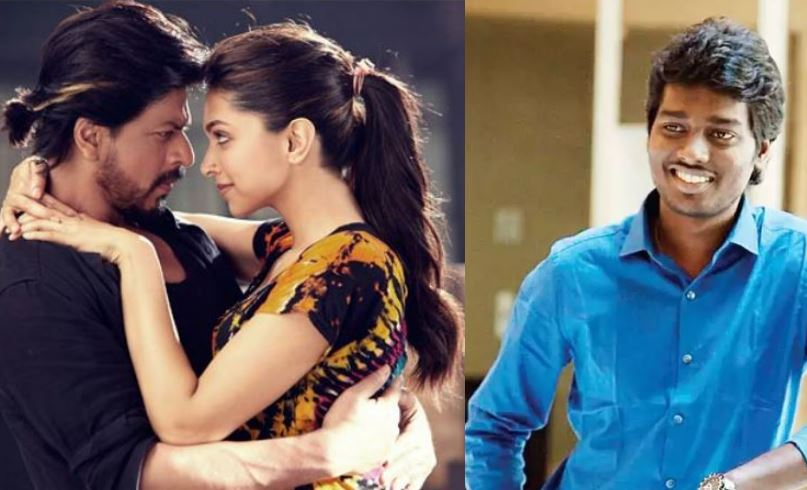 TeluguStop.com - Bollywood: Sharukh-deepika Combo Set For 'bigil' Director Atlee.