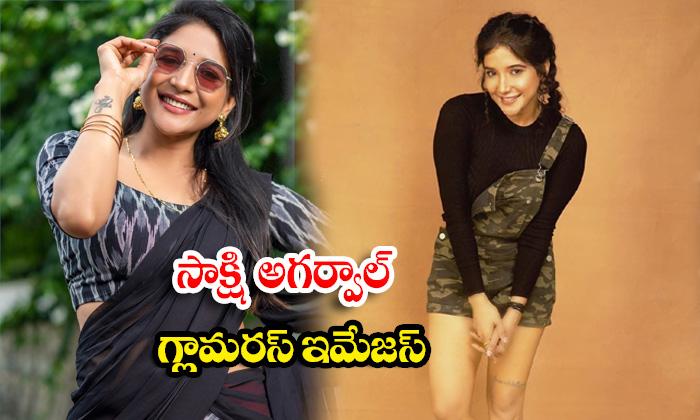 Sizzling actress Sakshi Agarwal beautiful images-సాక్షి అగర్వాల్ గ్లామరస్ ఇమేజస్