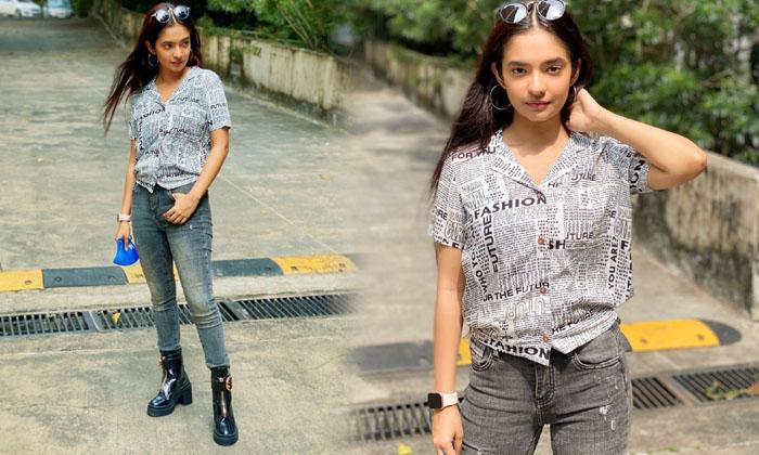 South Indian Young Beauty Anushka Sen Images-telugu Actress Hot Photos South Indian Young Beauty Anushka Sen Images - Te High Resolution Photo