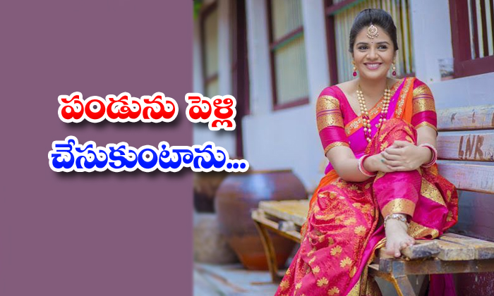 TeluguStop.com - Srimukhi Want To Marry Dhee Dance Pandu
