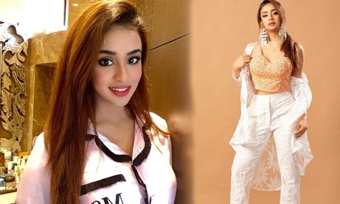 Stylish Pics Of Musskan Sethi Make Heads Turn On The Social Media-telugu Actress Hot Photos Stylish Pics Of Musskan Seth High Resolution Photo