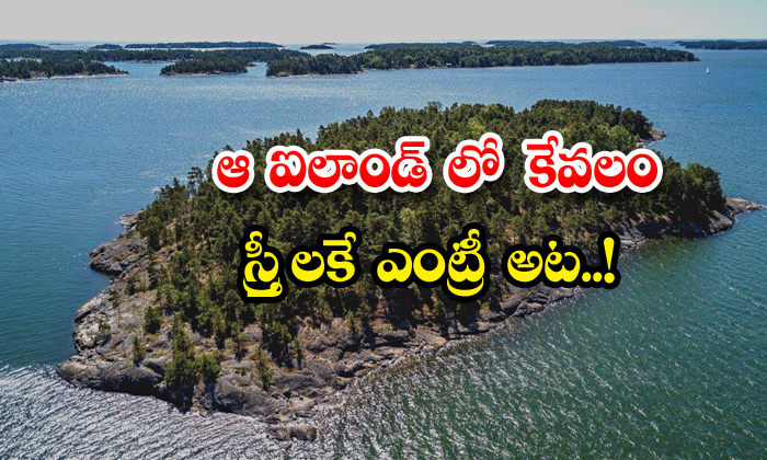 TeluguStop.com - Supershe Island Female Only Finland
