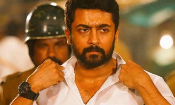 TeluguStop.com - Suriya To Portray A Politician In His Next-Latest News English-Telugu Tollywood Photo Image