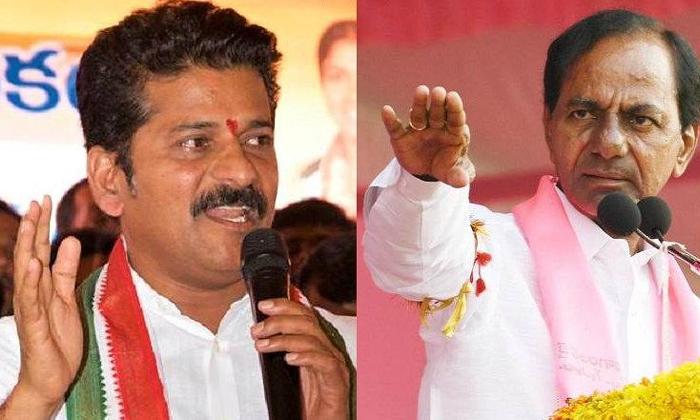 TeluguStop.com - రేవంత్ ఛాలెంజ్ లకు టీఆర్ఎస్ ఎందుకు భయపడుతోంది -Political-Telugu Tollywood Photo Image