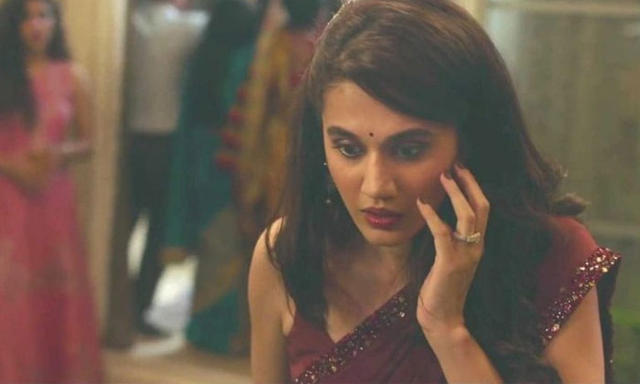 TeluguStop.com - Tapsee Pannu's Thappad Movie Nominated For Two Asian Awards.