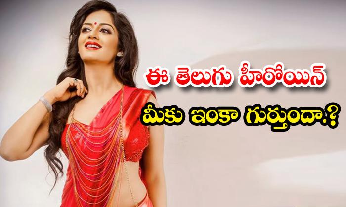 TeluguStop.com - Tollywood Actress Vimala Raman Real Life News