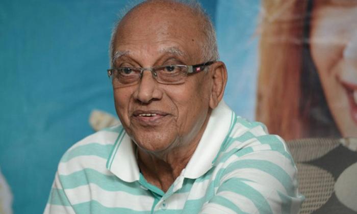 Veteran Director Singeetam Srinivasa Rao Tests Positive For Corona-Latest News English-Telugu Tollywood Photo Image