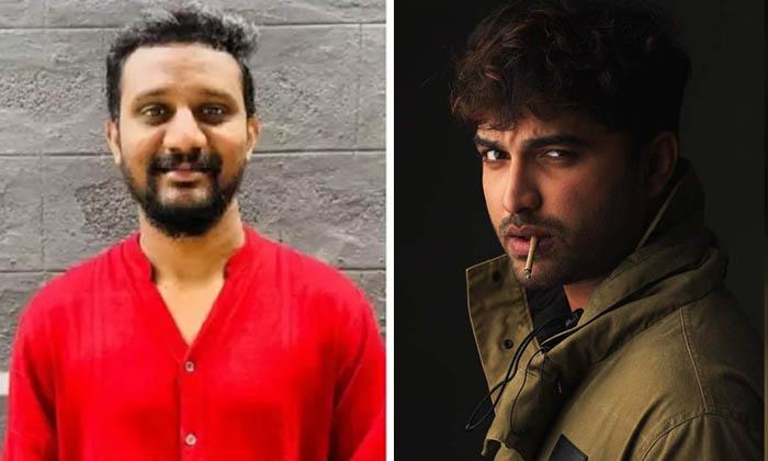 """TeluguStop.com - Is This The First Look Of Vishwak Sen's Next Movie """"paagal""""?"""