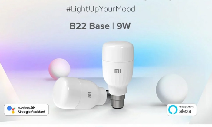 TeluguStop.com - Xiaomi Launches Smart Led Bulb In India
