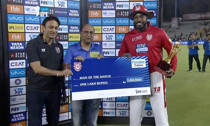 Who Won The Most Man Of The Match Awards In The History Of Ipl.