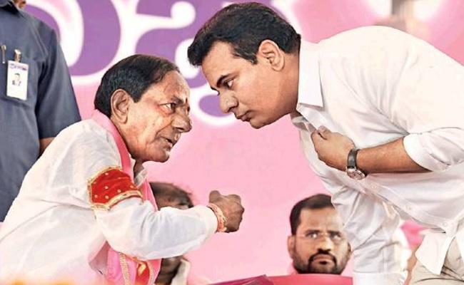 Telugu Cm Kcr, Greater Elections, Hyderabad, Ktr Targets Gretaer Elections, Muslim Votes, Telangana-Telugu Political News