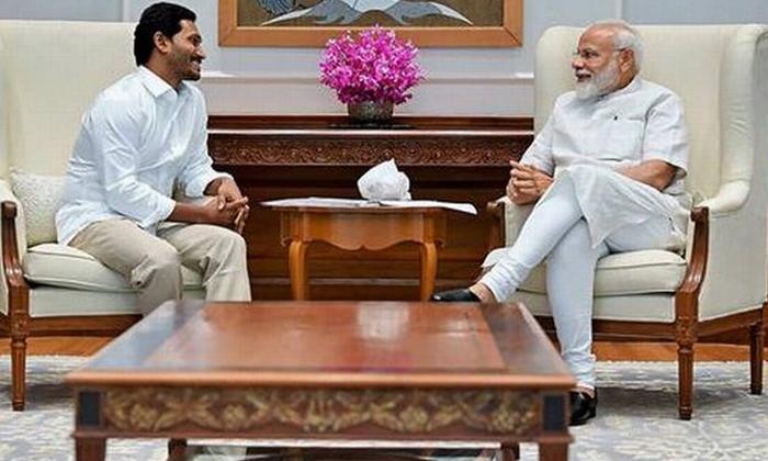 TeluguStop.com - జగన్ను అడ్డం పెట్టి.. మోడీ రాజకీయం.. ఏం జరుగుతోందంటే..-Political-Telugu Tollywood Photo Image