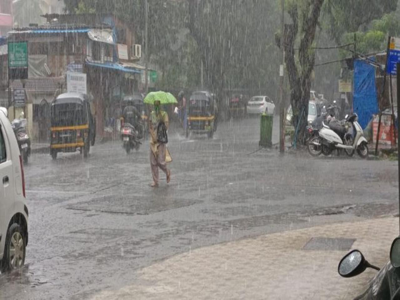 TeluguStop.com - Rain Creating Havoc In The City