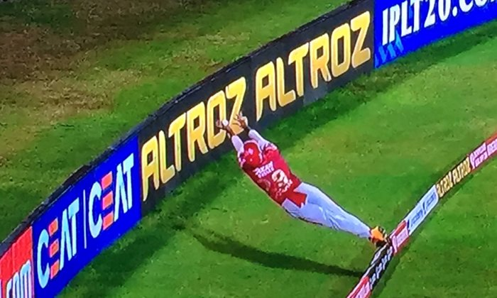 TeluguStop.com - Best Save I Have Seen In My Life Says Sachin On Pooran Sensational Fielding.