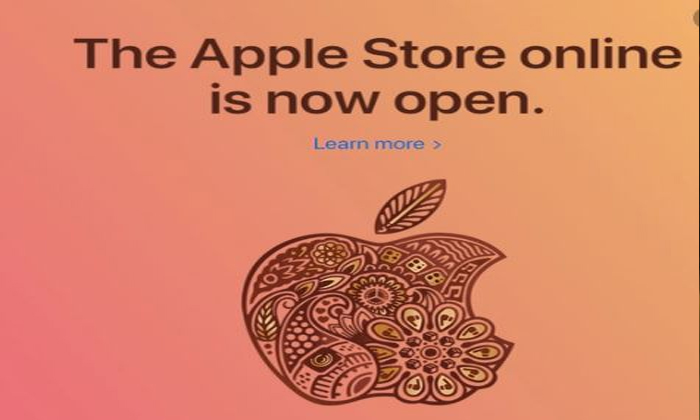 TeluguStop.com - Apple Online Store In India Goes Live.