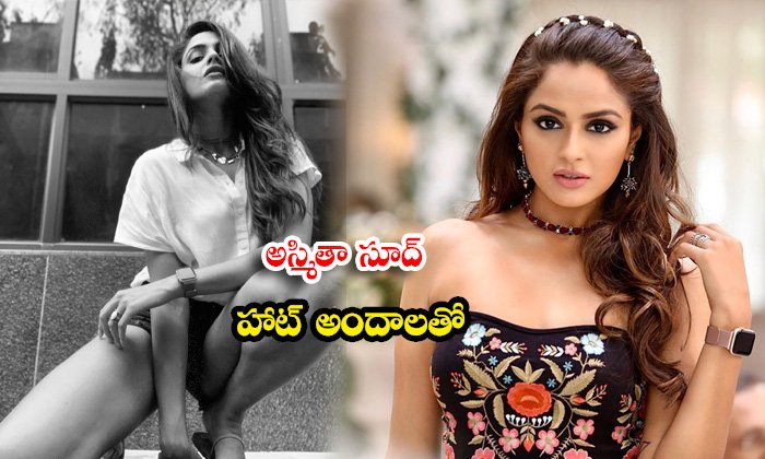 Actress Asmita Sood Beautiful Clicks-telugu Actress Hot Photos Actress Asmita Sood Beautiful Clicks - Telugu Amazing Im High Resolution Photo