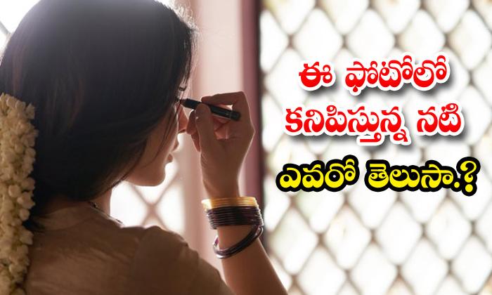 TeluguStop.com - Raashi Khanna Traditional Look Viral