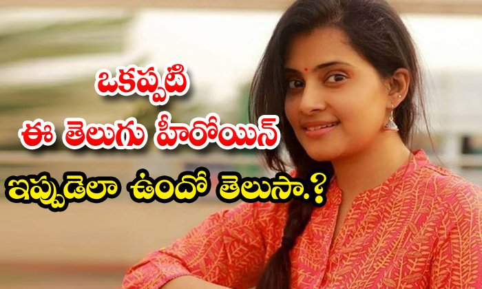 TeluguStop.com - Telugu Yester Year Heroine Shruthi Raj Movie News