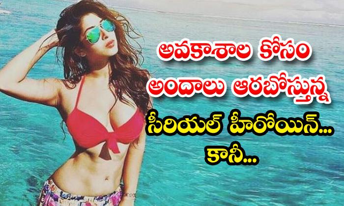 TeluguStop.com - Bollywood Actress Sonarika Bhadoria Raising Heat With Bikini