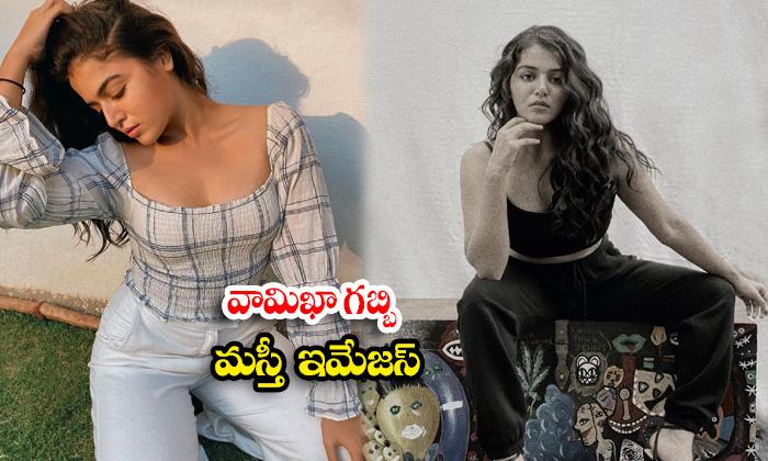 Actress Wamiqa Gabbi Spicy images-వామిఖా గబ్బి మస్తీ ఇమేజస్