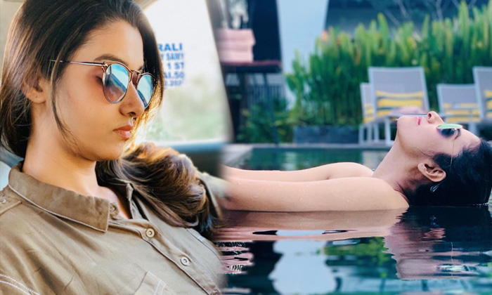Actress Priya Bhavani Shankar Glamorous Images-telugu Actress Hot Photos Actress Priya Bhavani Shankar Glamorous Images High Resolution Photo