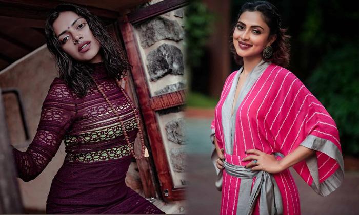 Amazing Pictures Of Actress Amala Paul - Telugu Actress Amala Paul Images Hot Photos Latest Movie News High Resolution Photo