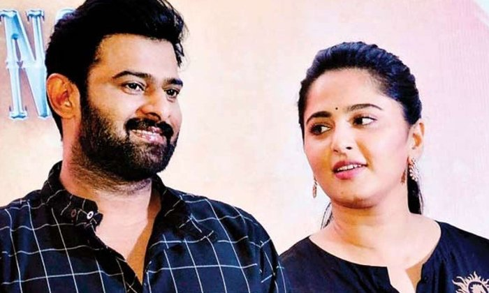 TeluguStop.com - ప్రభాస్ సీక్రెట్ బయటపెట్టిన అనుష్క.. అవాక్కైన నెటిజన్లు-Latest News - Telugu-Telugu Tollywood Photo Image