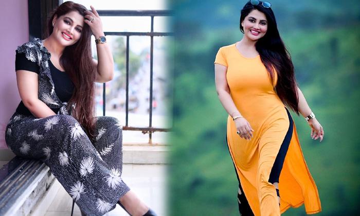 Beautiful Images Of Actress Khushi Gadhvi-telugu Actress Hot Spicy Photos Beautiful Images Of Actress Khushi Gadhvi - Te High Resolution Photo