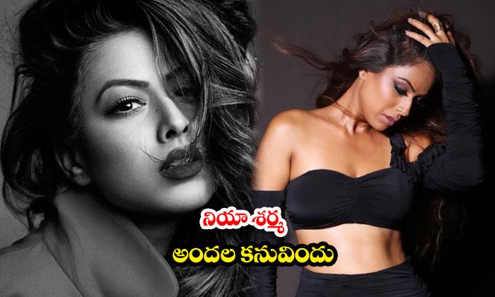 BollyWood Actress Nia Sharma romantic and spicy images-నియా శర్మ అందాల కనువిందు