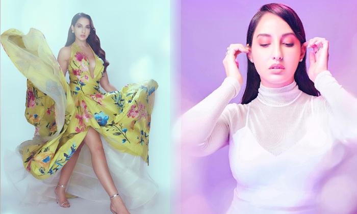 Bollywood Glamorous Actress Nora Fatehi Beauty Beautiful Images-telugu Actress Hot Photos Bollywood Glamorous Actress No High Resolution Photo
