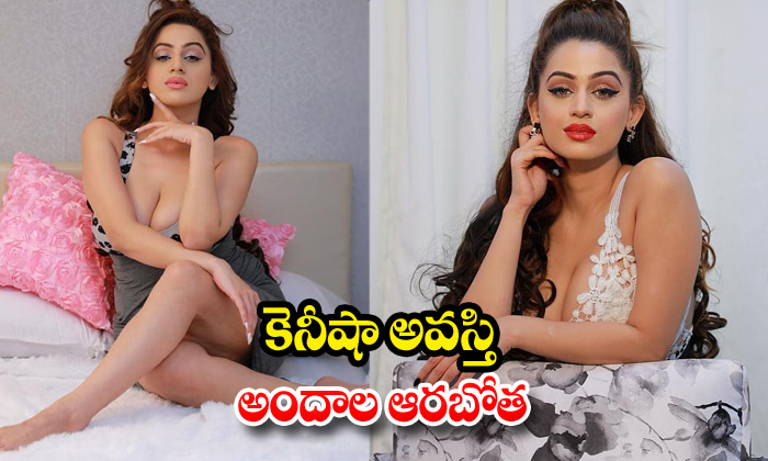 Bollywood hot beauty kenisha awasthi romantic clicks-కేనీషా అవస్తి అందాల ఆరబోత