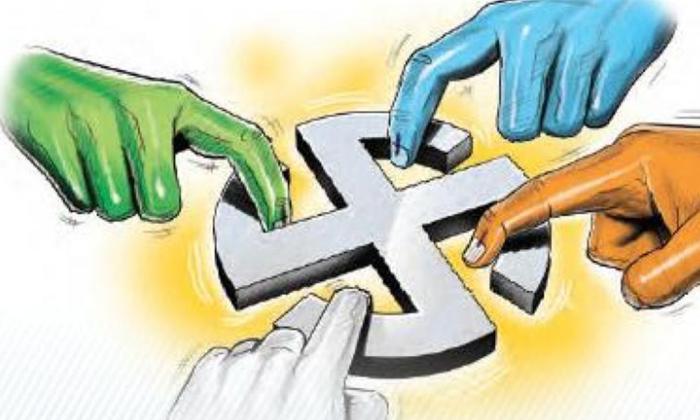 Telugu Bjp, Dubbaka, Elections, Harish Rao, Raghunandhan Rao, Shocking Result, Sujatha, Survey, Telangana, Trs-Telugu Political News