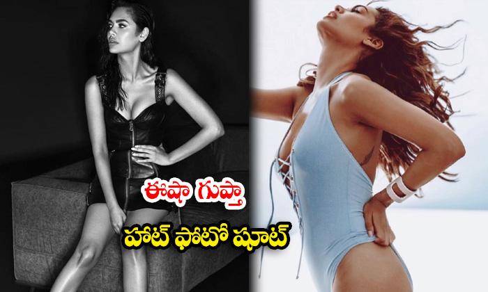 Esha Gupta hot and spicy images sweeping the internet-ఈషా గుప్తా హాట్ ఫోటోషూట్