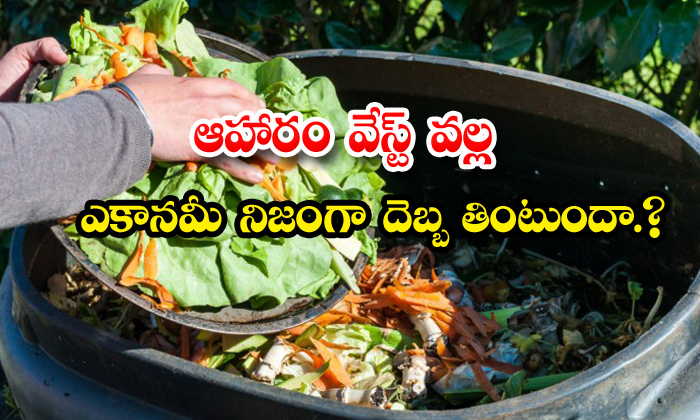 TeluguStop.com - Food Wastage Effect On Indian Economy