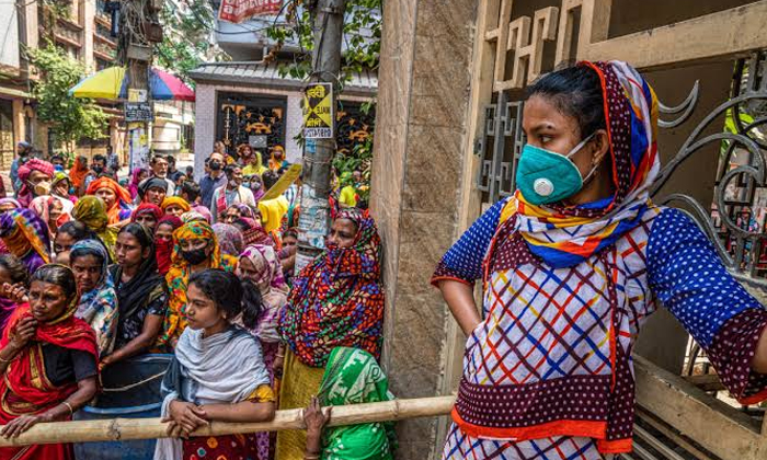 TeluguStop.com - 11 లక్షల మంది అమ్మాయిలు కోవిడ్ తర్వాత స్కూల్ లకు కష్టమే అంటున్న నివేదికలు-Breaking/Featured News Slide-Telugu Tollywood Photo Image