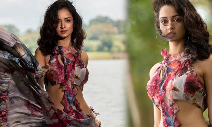 Glamorous Actress Shanvi Sri Beautiful Images-telugu Actress Hot Photos Glamorous Actress Shanvi Sri Beautiful Images - High Resolution Photo