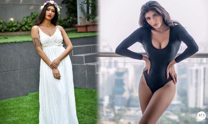 Hot beauty natasha natty spicy poses-నటాషా నట్టి హాట్ అందాలు