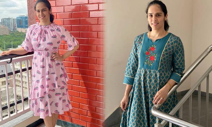 Indian Badminton Player Saina Nehwal Glamorous Images - Telugu Badminton Player Saina Nehwal Images Indian High Resolution Photo