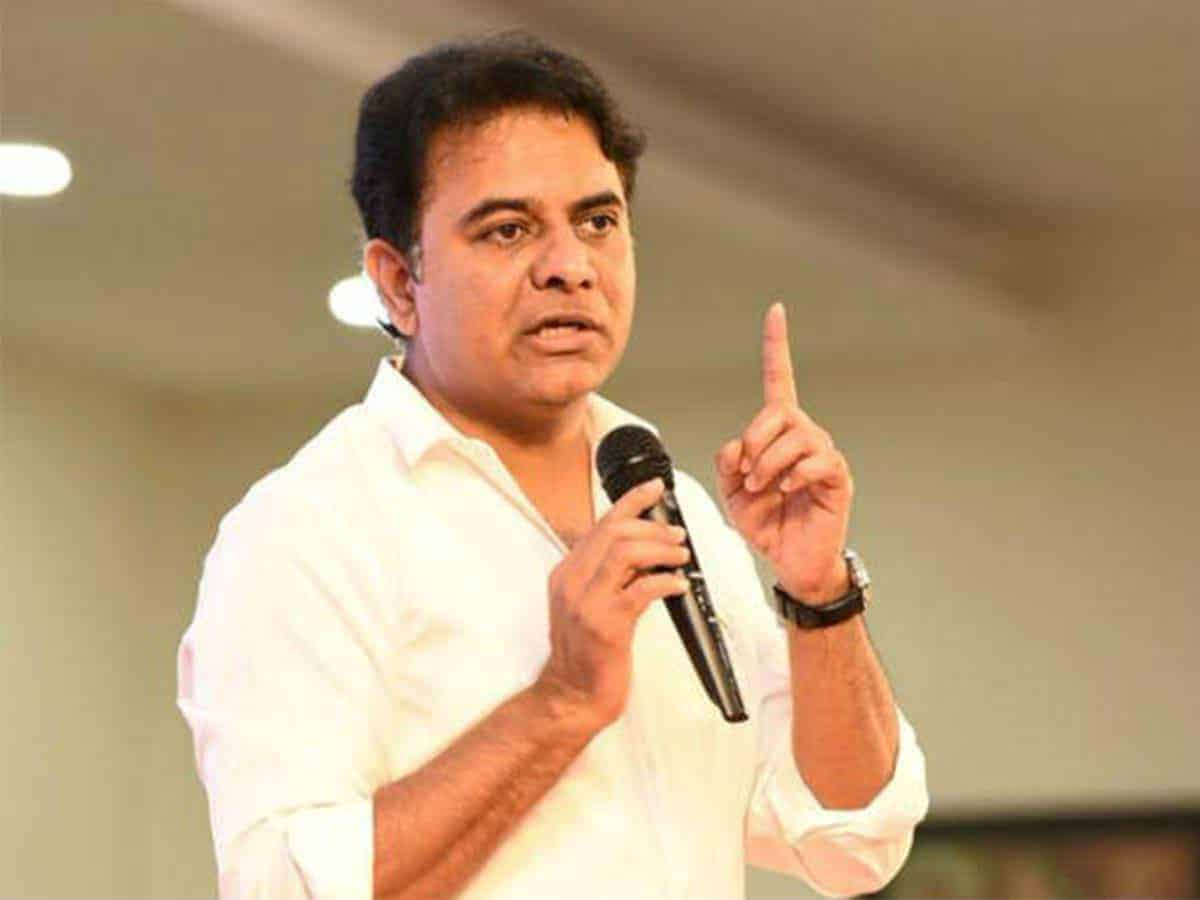 TeluguStop.com - Ktr: Rs.10,000 Flood Assistance To Be Distributed From Tuesday