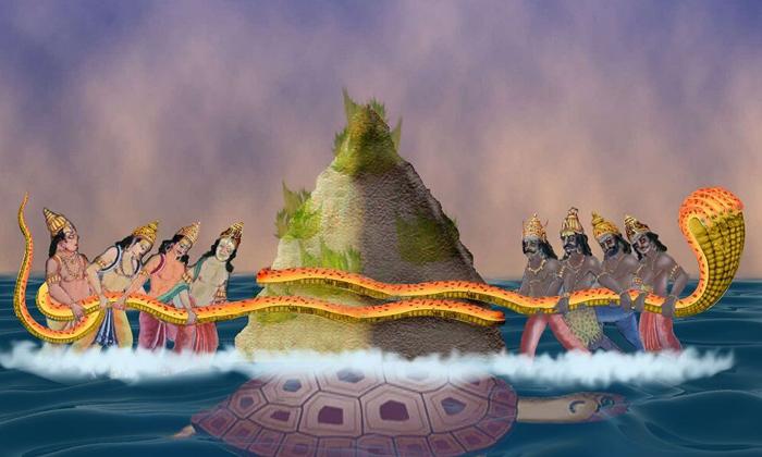 TeluguStop.com - అర్జునుడి శంఖం పేరు ఏంటో తెలుసా-Devotional-Telugu Tollywood Photo Image