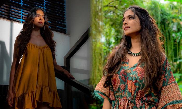 Malavika Mohanan Traditional Clicks Images-telugu Actress Hot Photos Malavika Mohanan Traditional Clicks Images - Telugu High Resolution Photo