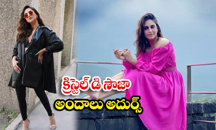 Mind blowing pictures of Actress krystle d souza-క్రిస్టెల్ డి సౌజా అందాలు అదుర్స్
