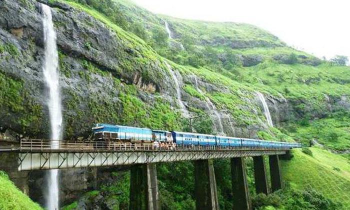 Telugu Experience Train Routes, India, Most Wonderful Train Routes In India, Railway Routes, Train Journey-Latest News - Telugu