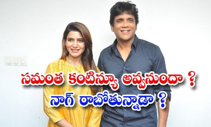 TeluguStop.com - Telugu Bigg Boss 4 Host Again Nagarjuna Not Samantha