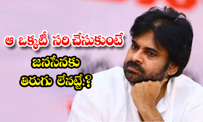 TeluguStop.com - Janasena Party Political Future Pawan Kalyan