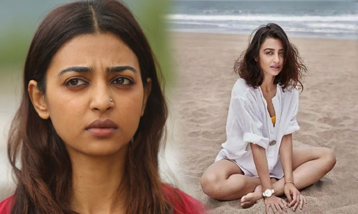 TeluguStop.com - I Have Married My Husband Just To Have A Visa Says Radhika Apte