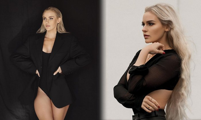 Social Media Sensation Model And Fashionista Anna Nystrom Glamorous Images-telugu Actress Hot Photos Social Media Sensat High Resolution Photo
