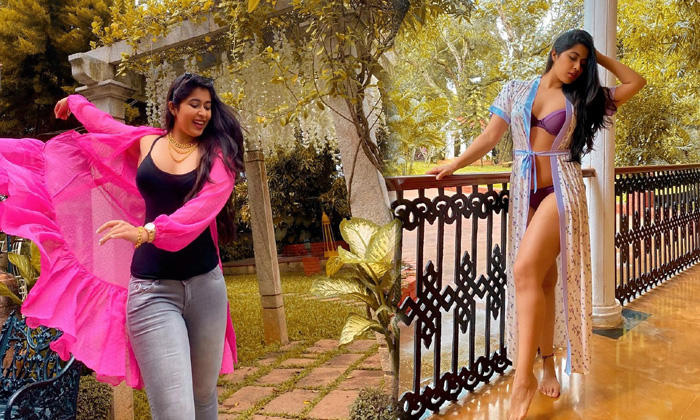 Stunning Hot Beauty Nikita Sharma Captivating Clicks-telugu Actress Hot Photos Stunning Hot Beauty Nikita Sharma Capti High Resolution Photo