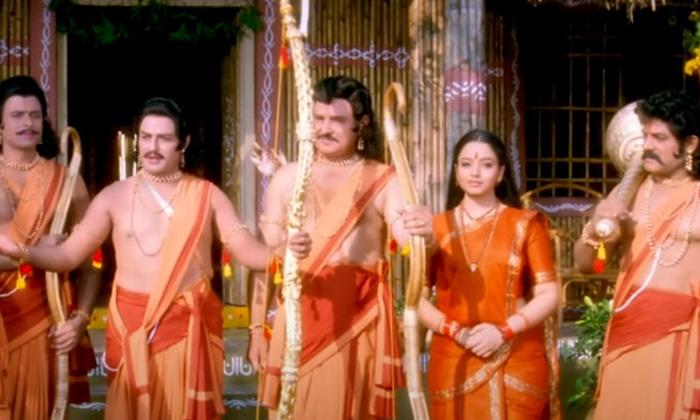 TeluguStop.com - టాక్ ఆఫ్ ది ఇండస్ట్రీగా ఉన్న బాలయ్య నర్తనశాల' వెనుక ఉన్న స్టోరీ-Breaking/Featured News Slide-Telugu Tollywood Photo Image
